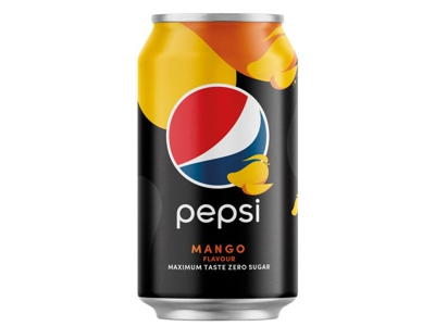 Pepsi Mango plechovka 0,33l